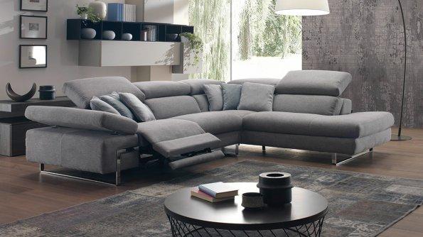 Sofas modernos de tecido chateau d ax - Chatodax divano letto ...