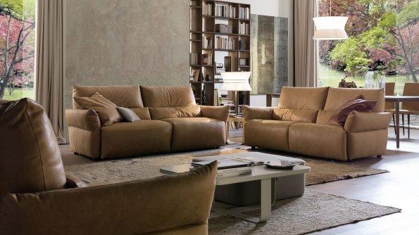 Sofa com relaxamento chateau d 39 ax for Chatodax prezzi divani