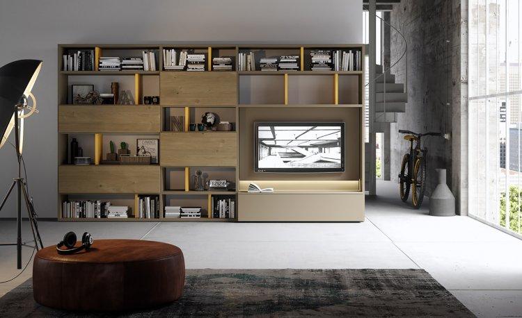 Mobili soggiorno modello gsg24 chateau d 39 ax for Mobili giorno moderni