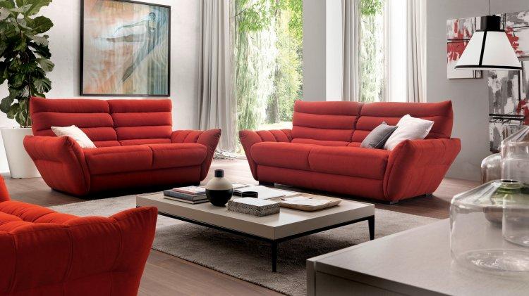 sofas de tecido clarissa chateau d 39 ax. Black Bedroom Furniture Sets. Home Design Ideas